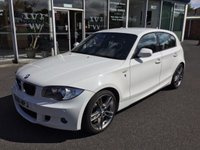 2011 BMW 1 SERIES 2.0 118D PERFORMANCE EDITION 5DR £9999.00