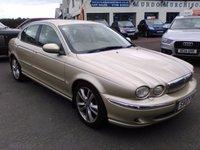 2007 JAGUAR X-TYPE 2.2 SE 4d 152 BHP £2990.00
