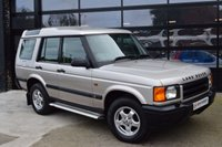 1999 LAND ROVER DISCOVERY 2