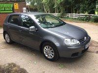 2008 VOLKSWAGEN GOLF 1.9 S TDI 5d 103 BHP £4250.00