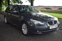 2007 BMW 5 SERIES 2.0 520D SE TOURING 5d AUTO 161 BHP £5999.00