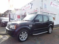2009 LAND ROVER DISCOVERY 3.0 TD V6 XS 5dr £20990.00