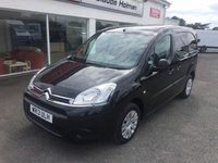 2013 CITROEN BERLINGO 625 ENTERPRISE L1 H1 1.6 HDI 75 £7195.00