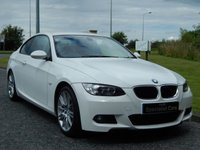 2008 BMW 3 SERIES 2.0 320D M SPORT 2d AUTO 175 BHP £SOLD