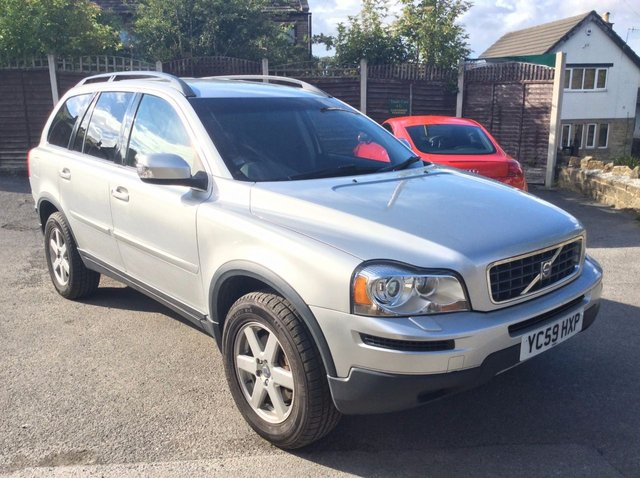 2009 59 VOLVO XC90 2.4 D5 DIESEL AWD ACTIVE 7 SEATER