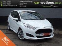 2013 FORD FIESTA 1.0 ZETEC S 3d 124 BHP £6995.00