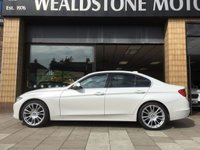2013 BMW 3 SERIES 2.0 318D SE 4d AUTO 141 BHP £16995.00