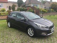 2012 KIA CEED 1.6 CRDI 2 5d AUTO 126 BHP £8490.00