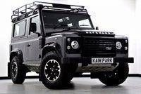 2016 LAND ROVER DEFENDER 90 2.2 TD Adventure Edition Station Wagon 3dr £46995.00