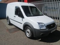 2012 FORD TRANSIT CONNECT 230 LWB High roof 90PS *ONLY 48000 MILES* £SOLD