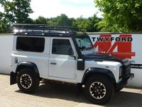 2015 LAND ROVER DEFENDER 2.2 TD ADVENTURE STATION WAGON 3dr 148BHP £46995.00
