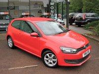 2011 VOLKSWAGEN POLO 1.2 S 3d 60 BHP £4990.00