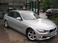 2012 BMW 3 SERIES 2.0 320D SE 4d AUTO 182 BHP £12290.00