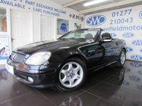 2003 MERCEDES-BENZ SLK 2.3 SLK230 KOMPRESSOR 2d AUTO 197 BHP £3795.00