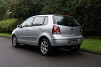 USED 2008 08 VOLKSWAGEN POLO 1.4 MATCH 5d AUTO 79 BHP