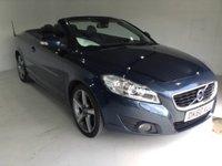 2010 VOLVO C70 2.0 D4 SE LUX 2d AUTO 175 BHP £13433.00