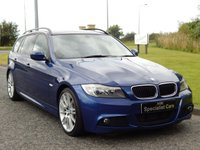 2009 BMW 3 SERIES 2.0 320D M SPORT BUSINESS EDITION TOURING 5d AUTO 175 BHP £11490.00