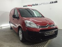 2013 CITROEN BERLINGO 1.6 625 ENTERPRISE L1 HDI 1d 74 BHP £5750.00