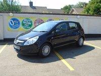 2007 VAUXHALL CORSA 1.0 LIFE 5d 60 BHP £2699.00