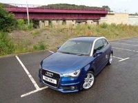 2011 AUDI A1 1.6 TDI S LINE 3d 103 BHP £8995.00