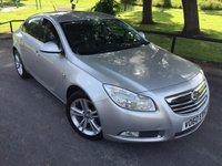 2010 VAUXHALL INSIGNIA 1.8 SRI 5d 138 BHP £4740.00