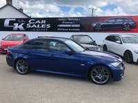 2011 BMW 3 SERIES 2.0 320D SPORT PLUS EDITION 4d 181 BHP £8500.00