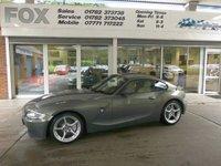 2006 BMW Z4 3.0 Z4 SI SPORT COUPE 2d 262 BHP £11975.00