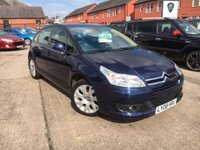 2008 CITROEN C4 1.6 VTR PLUS 16V 5d 108 BHP £SOLD