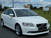 2012 VOLVO S40 1.6 D2 R-DESIGN EDITION 4d 113 BHP £8990.00