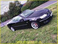 2007 SAAB 9-3 2.0 VECTOR T 2d 150 BHP £5000.00