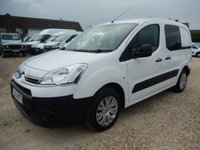 2013 CITROEN BERLINGO 1.6 625 ENTERPRISE L1 HDI only 8909 MILES FROM NEW £6995.00