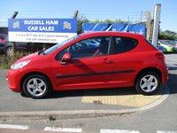 2009 PEUGEOT 207 1.4 VERVE 3d 74 BHP £2995.00