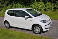 2013 VOLKSWAGEN UP 1.0 MOVE UP 3d AUTO 59 BHP £5795.00