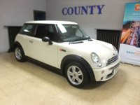 2005 MINI HATCH ONE 1.6 ONE 3d 89 BHP £3995.00