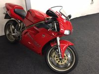 1997 DUCATI 748 748cc ALL MODELS  £3995.00