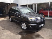 2016 SSANGYONG TURISMO 2.0TD S 7 Seater MPV 155 BHP £15995.00