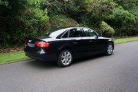USED 2011 60 AUDI A4 2.0 TDI SE 4d AUTO 141 BHP