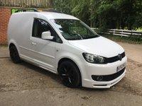 2012 VOLKSWAGEN CADDY 1.6 C20 TDI  102  BHP £8450.00