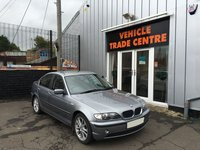 2003 BMW 3 SERIES 2.0 318I SE 4d 141 BHP £1699.00
