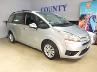 2009 CITROEN C4 PICASSO 1.6 GRAND VTR PLUS HDI 5d 107 BHP £4495.00