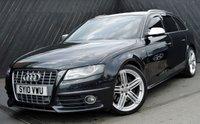 2010 AUDI S4 AVANT 3.0TFSi QUATTRO AVANT AUTO 329 BHP £18950.00