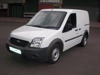 2012 FORD TRANSIT CONNECT 90T 220 1.8TDCi SWB VAN £6995.00