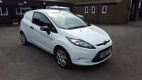 2012 FORD FIESTA 1.4TDCi 70PS VAN £5495.00