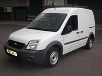 2012 FORD TRANSIT CONNECT 90T 230 1.8TDCI 90PS LWB VAN £6750.00