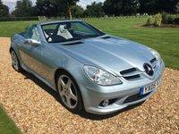 2005 MERCEDES-BENZ SLK 3.5 SLK350 2d AUTO 269 BHP £10000.00