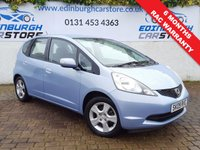 USED 2009 09 HONDA JAZZ 1.3 I-VTEC ES 5d 98 BHP VERY VERSATILE FAMILY HATCH