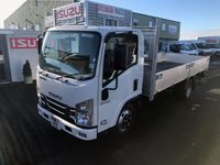 2016 ISUZU TRUCKS GRAFTER NEW ISUZU N35.120T LWB 4.5m Alloy Dropside £19995.00