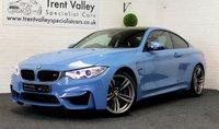 2014 BMW 4 SERIES 3.0 M4 2d AUTO 426 BHP £43955.00