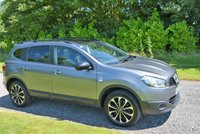 2013 NISSAN QASHQAI+2 1.6 DCI 360 IS PLUS 2 5d 130 BHP £10995.00