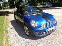 2014 MINI COUPE 1.6 COOPER 2d 120 BHP £9495.00
